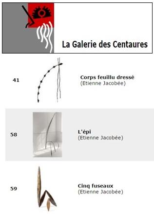 image du montage TAILLE 1280x1024px 72dpi Centaure et 3 sculptures - Copie
