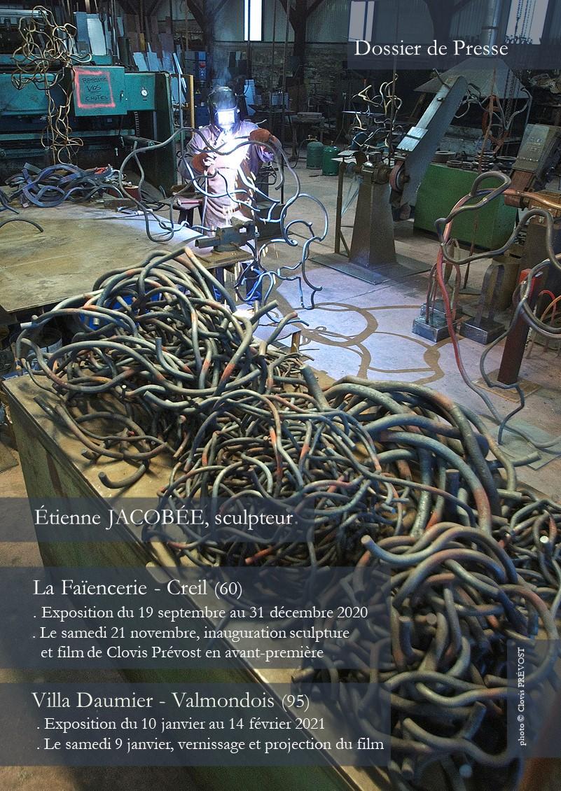 Dossier de presse Jacobée Creil et Villa Daumier